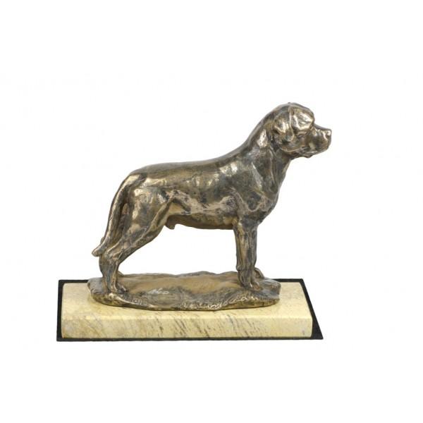 Rottweiler - figurine (bronze) - 4683 - 41842