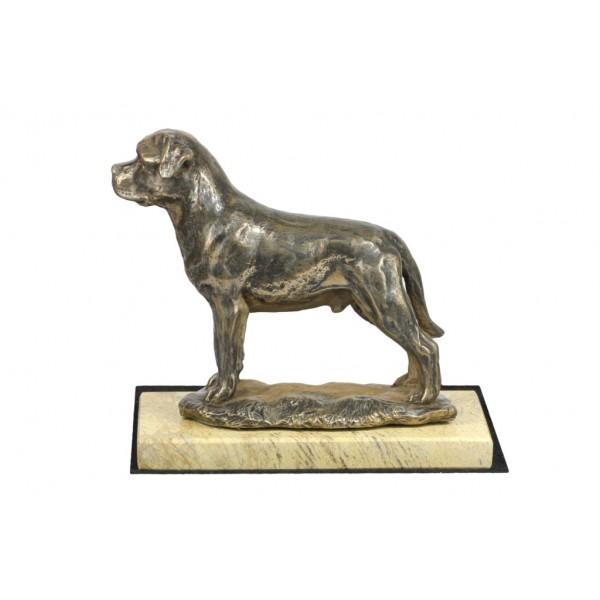 Rottweiler - figurine (bronze) - 4683 - 41843
