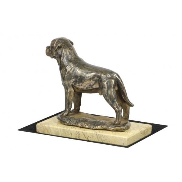 Rottweiler - figurine (bronze) - 4683 - 41844