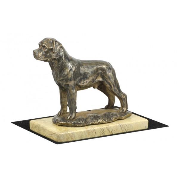 Rottweiler - figurine (bronze) - 4683 - 41845