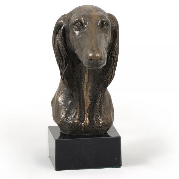 Saluki - figurine (bronze) - 286 - 2941