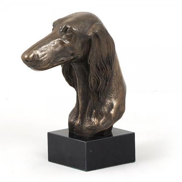 Saluki - figurine (bronze) - 286 - 2942