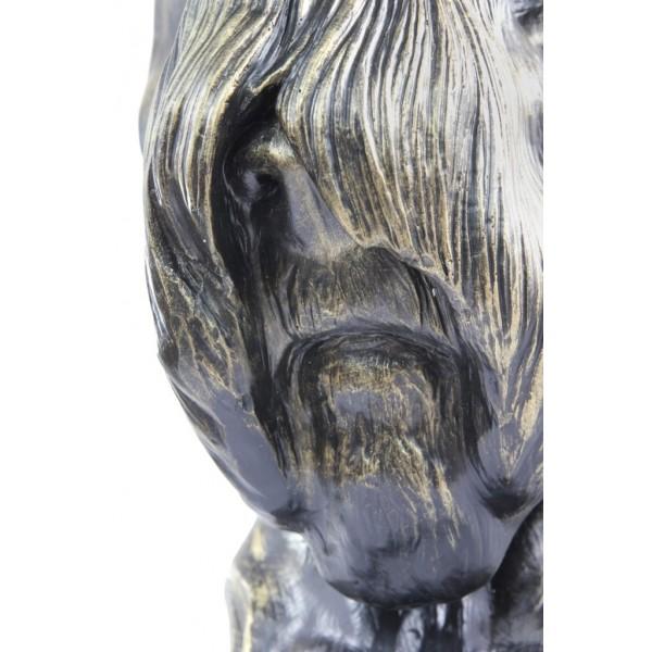Schnauzer - figurine - 137 - 22074