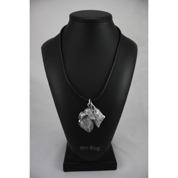 Schnauzer - necklace (strap) - 182 - 795