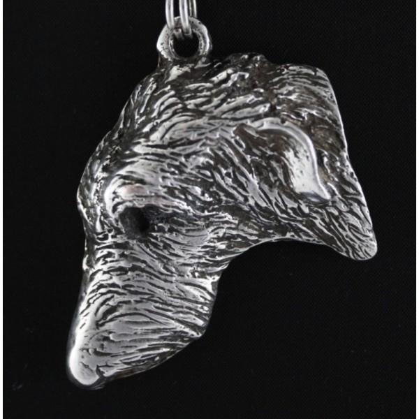 Scottish Deerhound - necklace (strap) - 428 - 1511