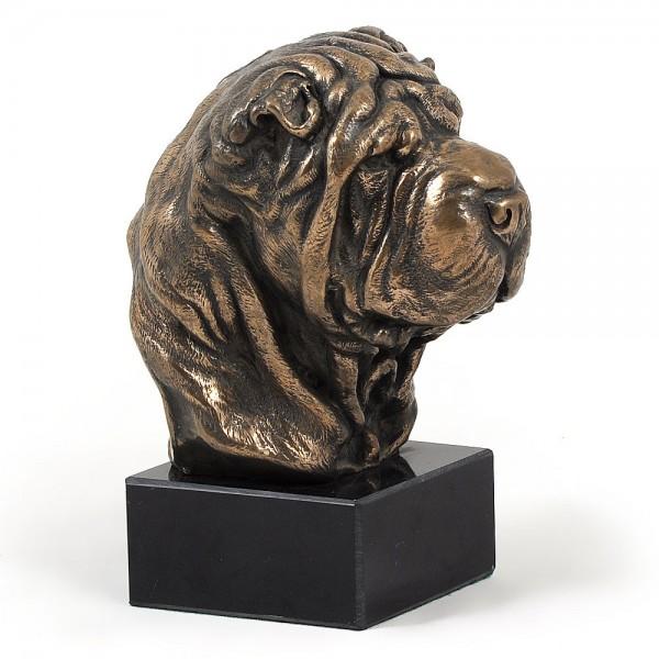 Shar Pei - figurine (bronze) - 302 - 2948