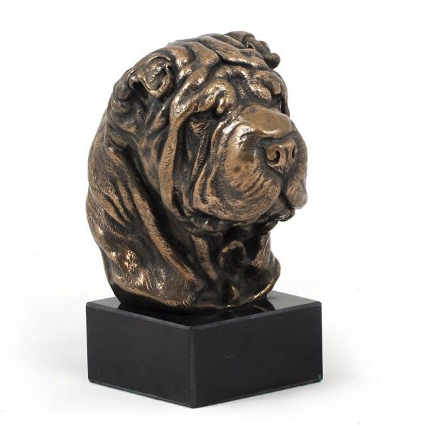 Shar Pei - figurine (bronze) - 302 - 2949