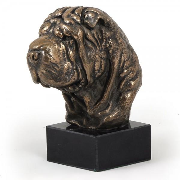 Shar Pei - figurine (bronze) - 302 - 2952