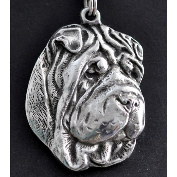 Shar Pei - necklace (strap) - 233 - 903