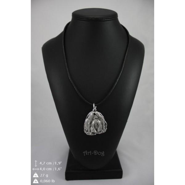 Shih Tzu - necklace (strap) - 158 - 8962