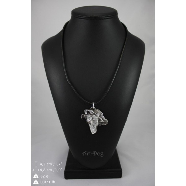 Smooth Collie - necklace (strap) - 434 - 9044