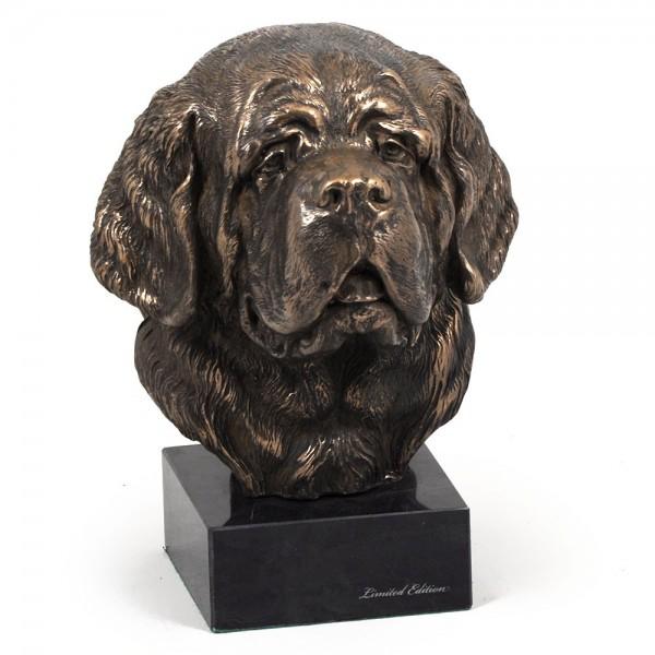 St. Bernard - figurine (bronze) - 284 - 2936