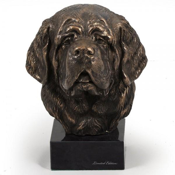St. Bernard - figurine (bronze) - 284 - 2937