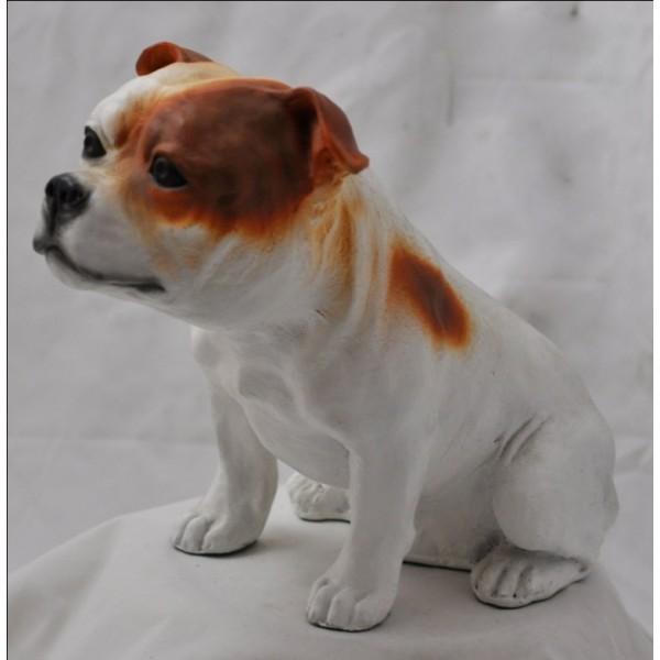 Staffordshire Bull Terrier - figurine (resin) - 366 - 1928