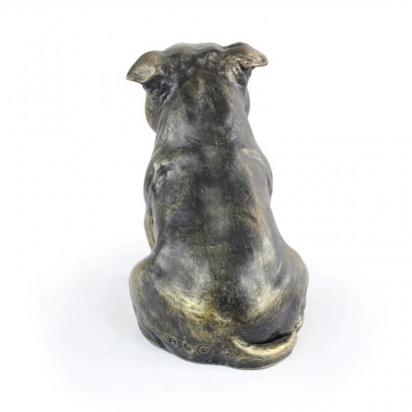 Staffordshire Bull Terrier - figurine (resin) - 366 - 16291