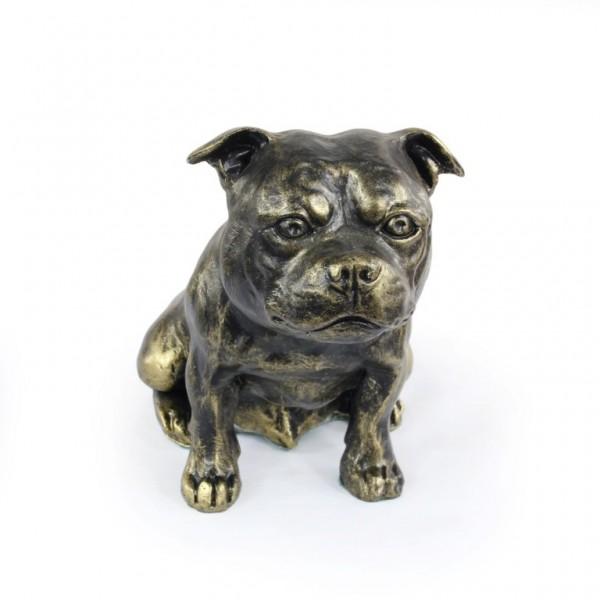 Staffordshire Bull Terrier - figurine (resin) - 366 - 16295