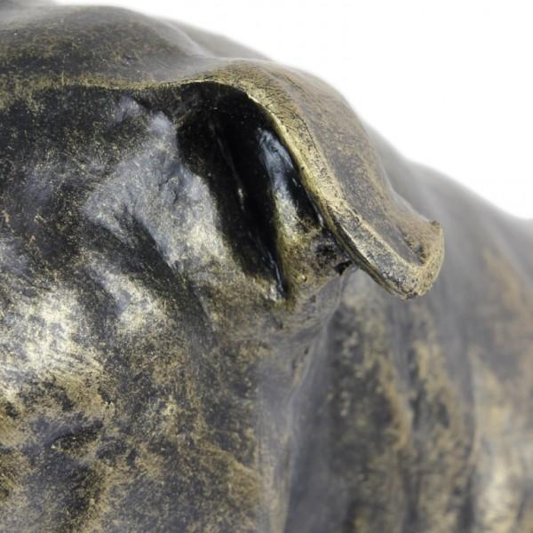 Staffordshire Bull Terrier - figurine (resin) - 366 - 16297