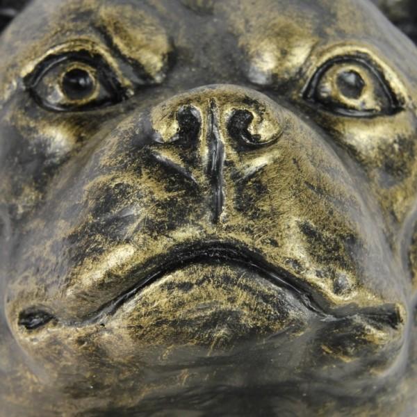 Staffordshire Bull Terrier - figurine (resin) - 366 - 16300