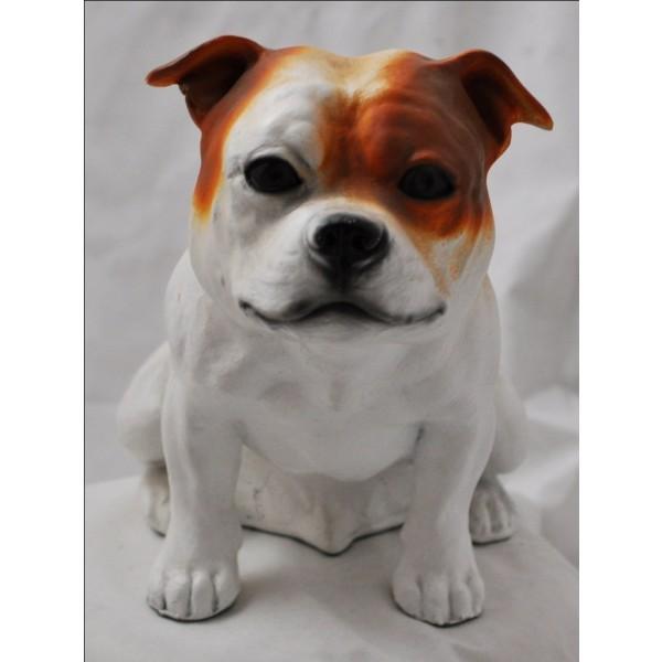 Staffordshire Bull Terrier - figurine (resin) - 366 - 1932