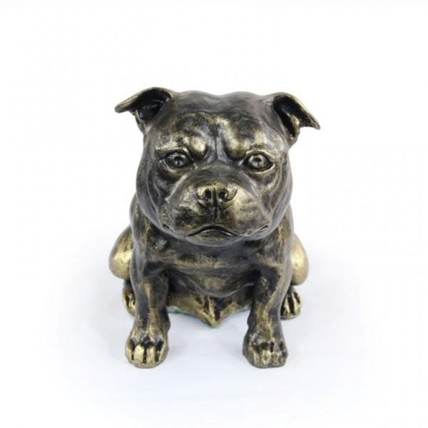 Staffordshire Bull Terrier - figurine (resin) - 366 - 16288