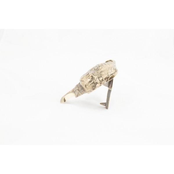 Staffordshire Bull Terrier - knocker (brass) - 340 - 21810