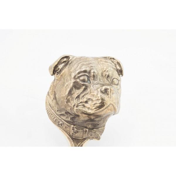 Staffordshire Bull Terrier - knocker (brass) - 340 - 21822