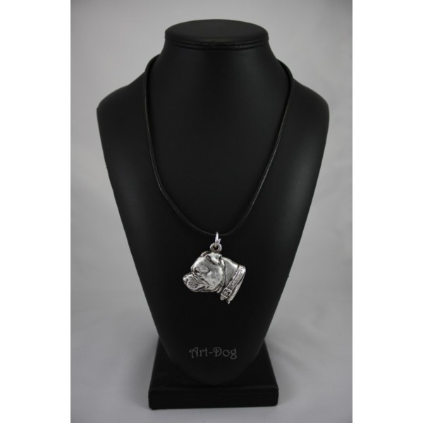 Staffordshire Bull Terrier - necklace (strap) - 356 - 1322