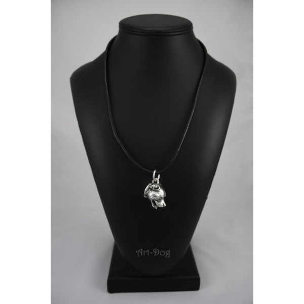Staffordshire Bull Terrier - necklace (strap) - 373 - 1359