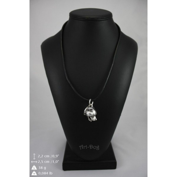 Staffordshire Bull Terrier - necklace (strap) - 373 - 9012