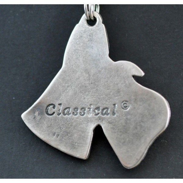Scottish Terrier - necklace (strap) - 235 - 909