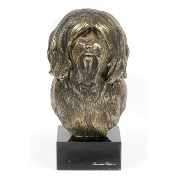 Tibetan Terrier - figurine (bronze) - 309 - 22098