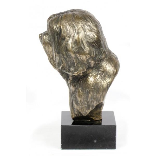 Tibetan Terrier - figurine (bronze) - 309 - 22100