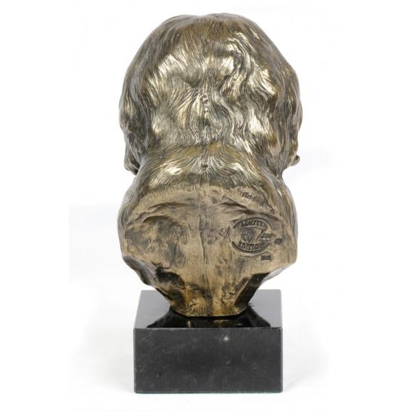 Tibetan Terrier - figurine (bronze) - 309 - 22102