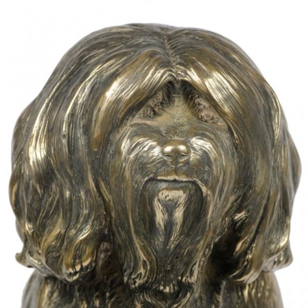 Tibetan Terrier - figurine (bronze) - 309 - 22108