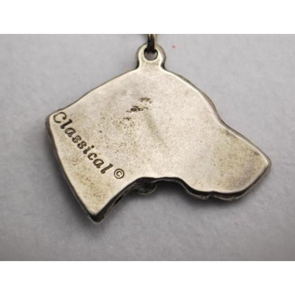 Weimaraner - necklace (strap) - 332 - 1279