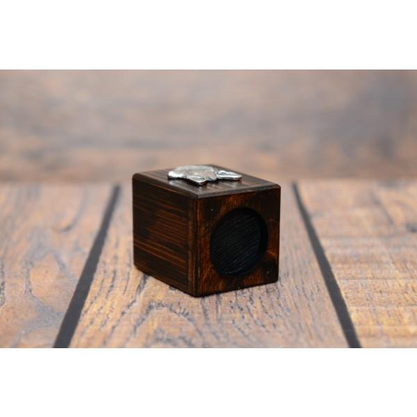 Welsh Corgi Cardigan - candlestick (wood) - 3963 - 37719