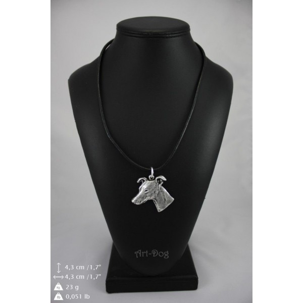Whippet - necklace (strap) - 242 - 8987